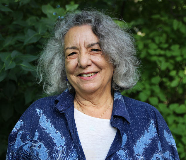 Professor Saphinaz Amal Naguib is part of the 2016/2017 CAS research project After Discourse: Things, Archaeology, and Heritage in the 21st photo: Maria Sætre/CAS