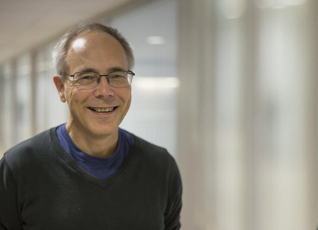 Trygve Ulf Helgaker, professor of theoretical chemistry at the University of Oslo, during his residency at CAS Oslo. Photo: Camilla Kottum Elmar