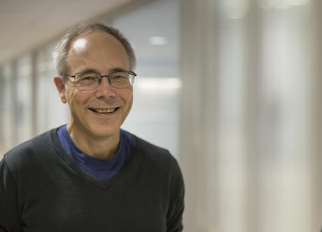 Trygve Helgaker, professor of theoretical chemistry at the University of Oslo, during his residency at CAS Oslo. Photo: Camilla Kottum Elmar