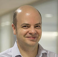Andrew Teale, assistant professor of theoretical chemistry at the University of Nottingham. Photo: Camilla K. Elmar