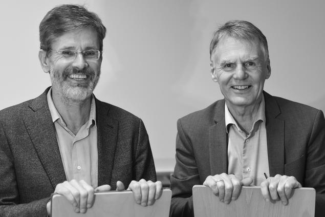 Andreas Føllesdal and Geir Ulfstein led the CAS project Should States Ratify Human Rights Conventions? Photo: Ola Sæther