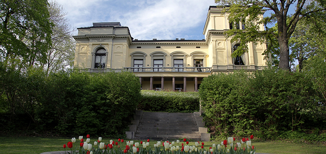 The premises of the Norwegian Academy of Science and Letters
